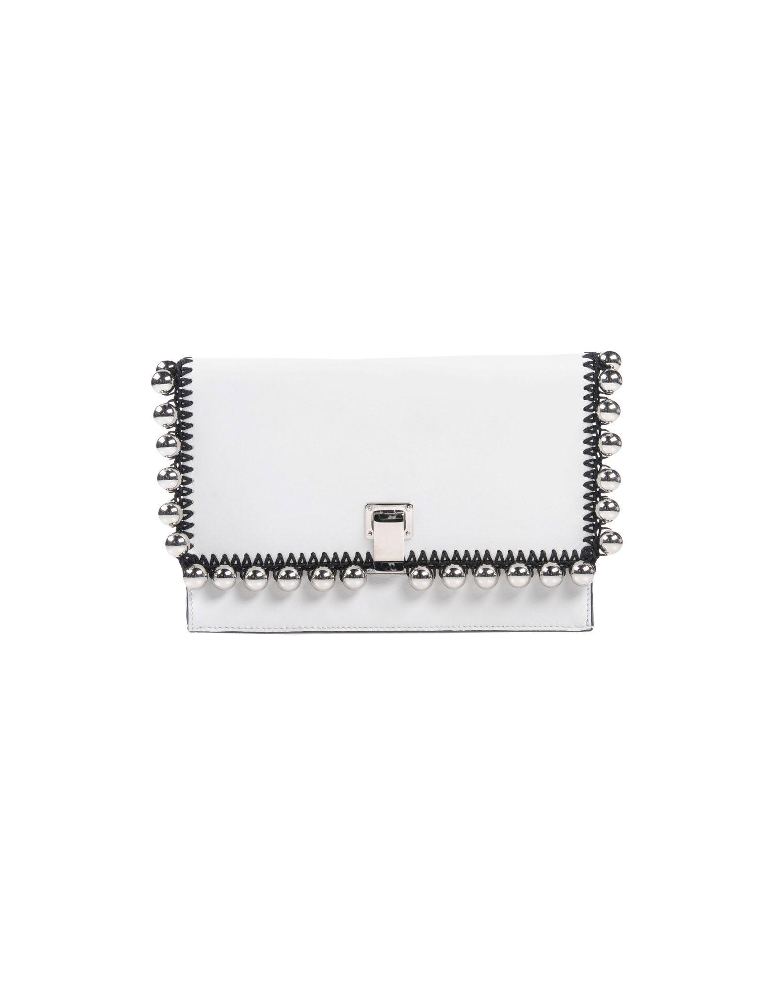 Proenza Schouler Handbags In White