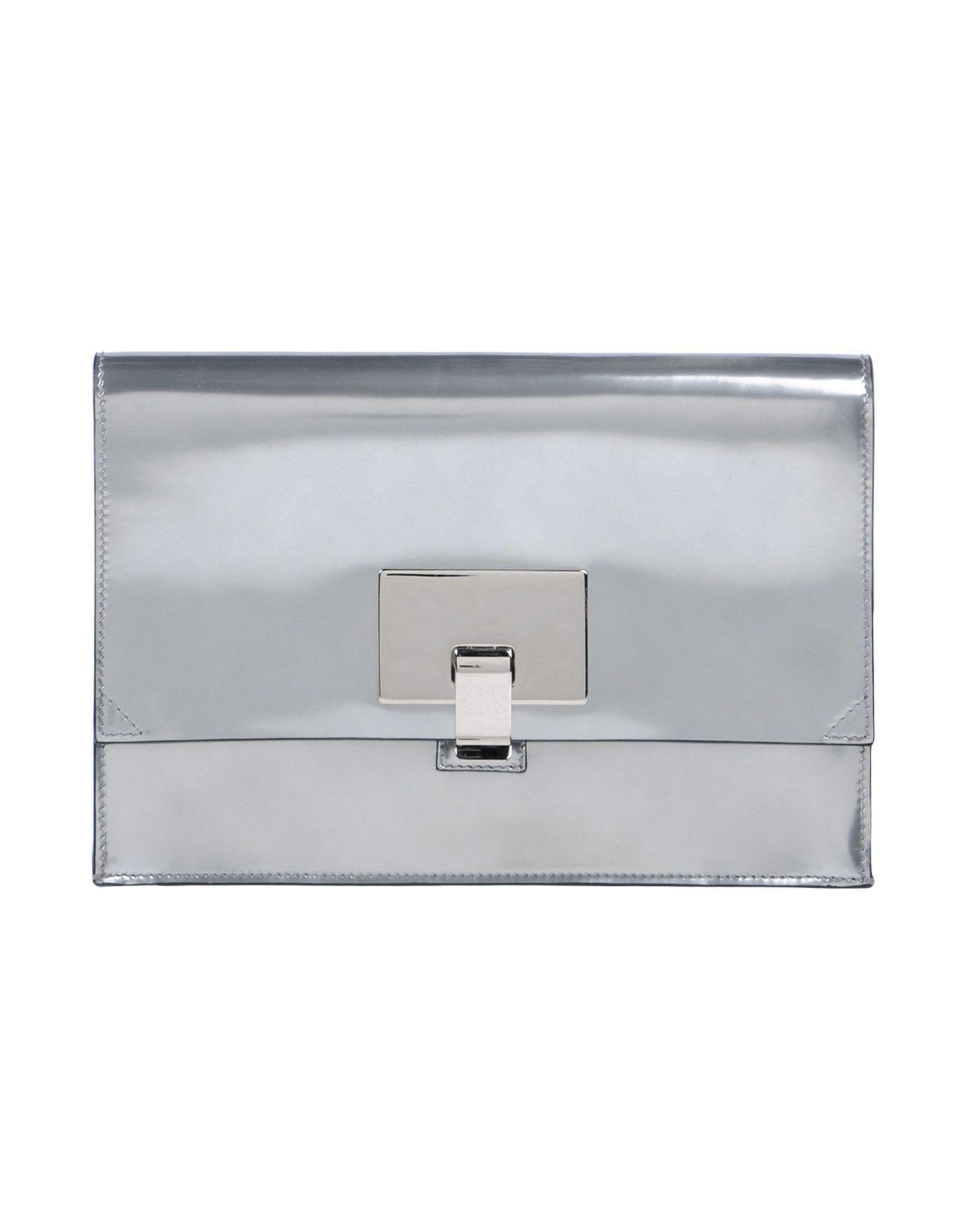 Proenza Schouler Handbag In Silver