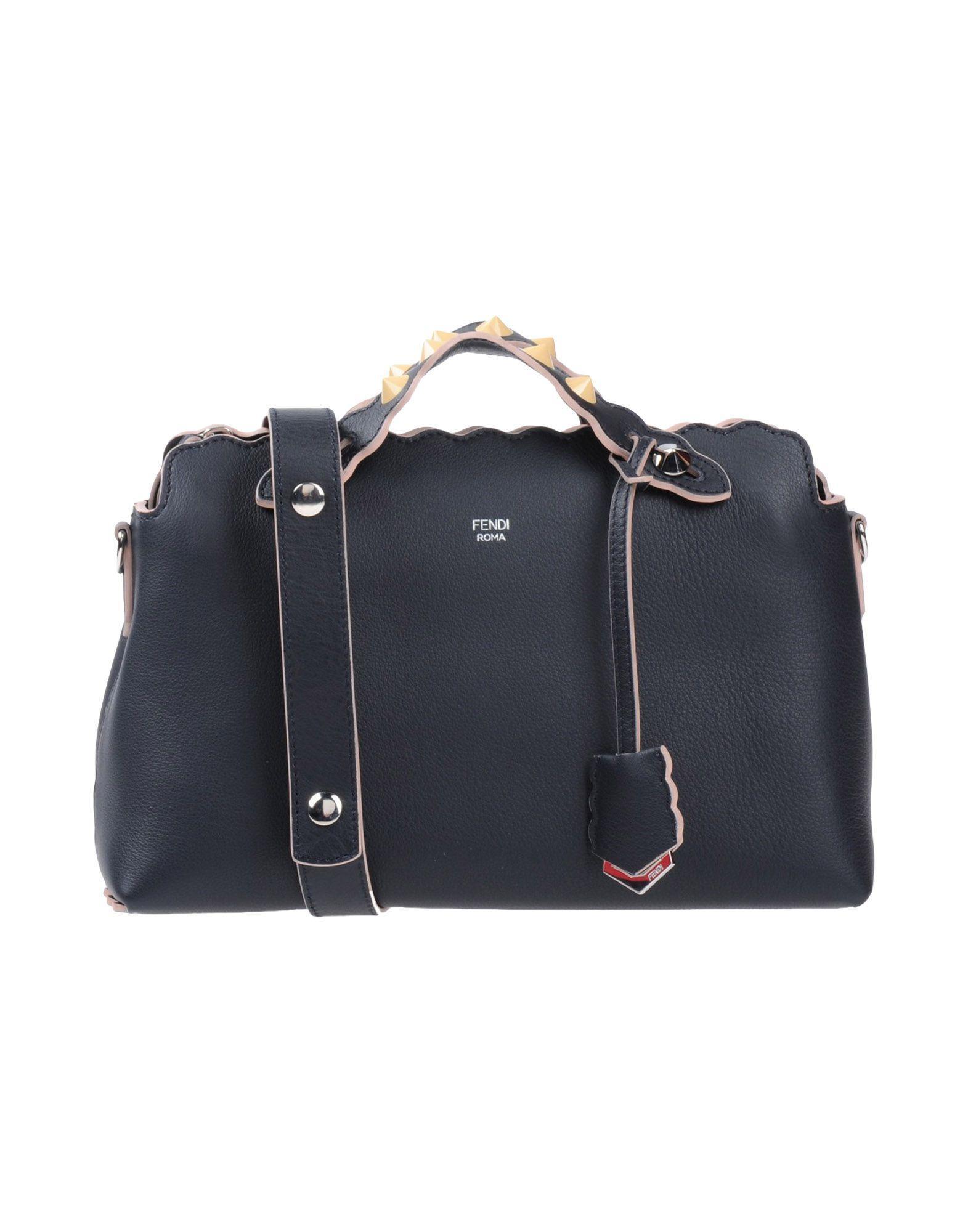 Fendi Handbag In Black