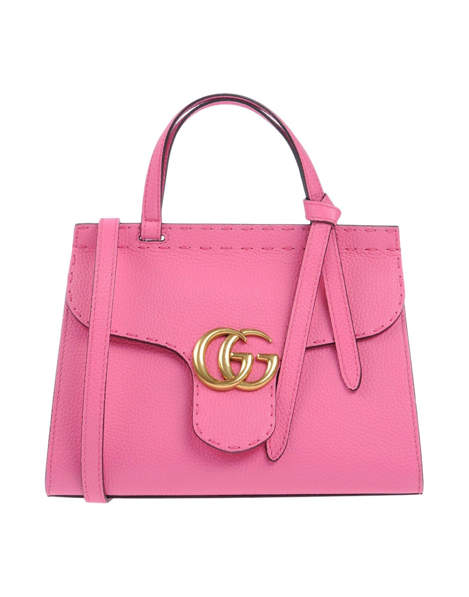 Gucci Handbag In Pink