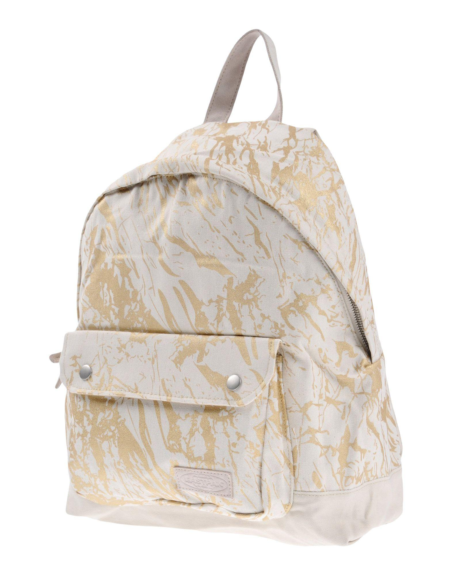 Eastpak Backpack & Fanny Pack In Beige