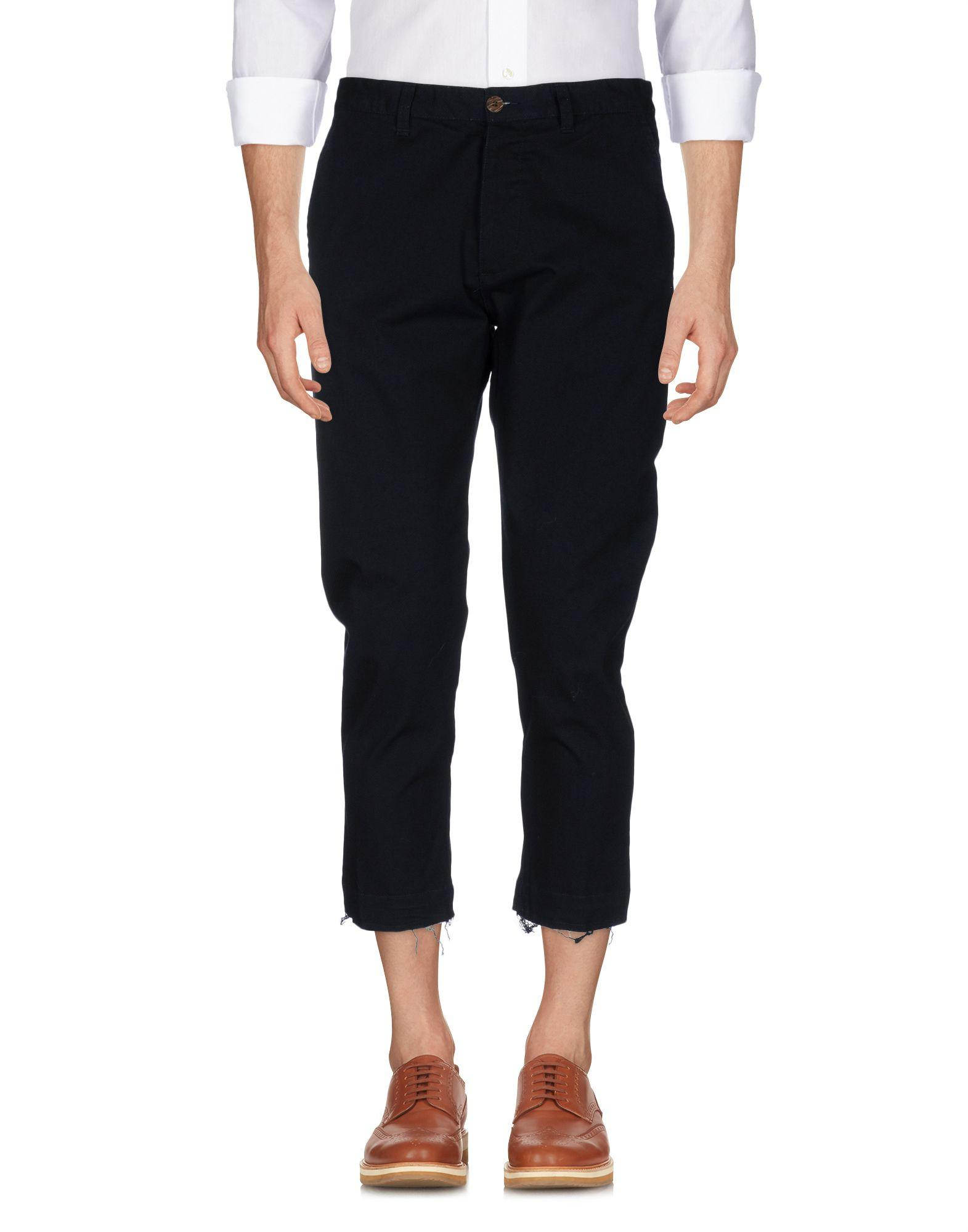 Myths 3/4-length Shorts In Dark Blue