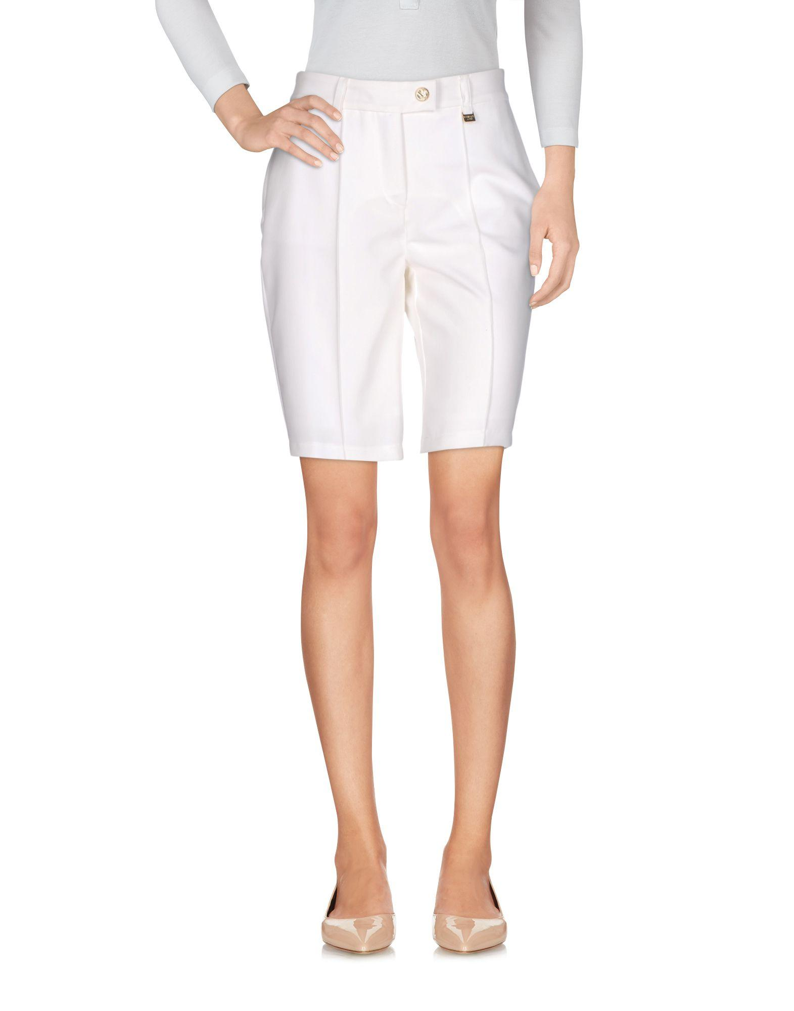 Versace Jeans Dress Pants In White