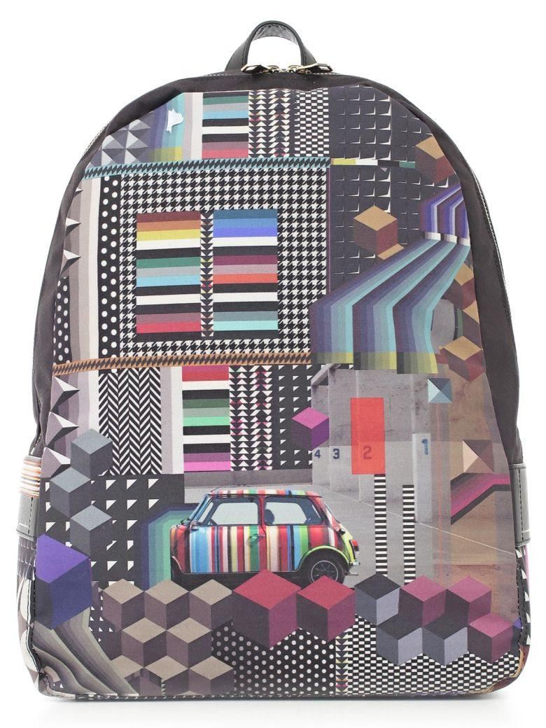 Paul Smith Backpack In Black