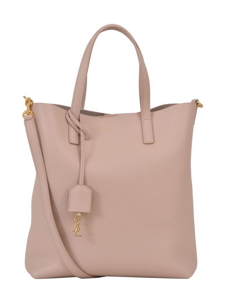 Saint Laurent North South Bag Pink