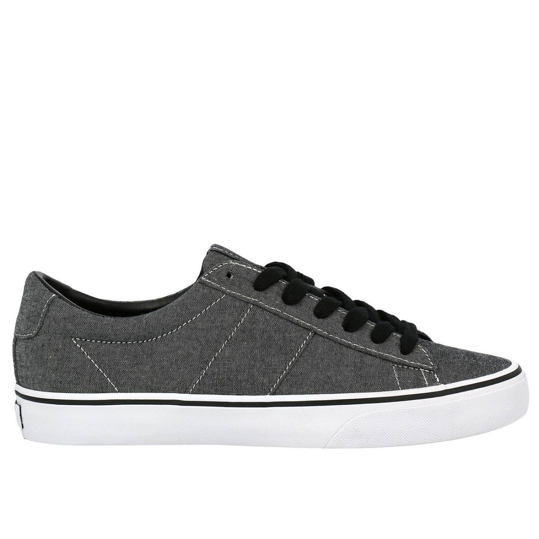 Polo Ralph Lauren Sneakers Shoes Men  In Black