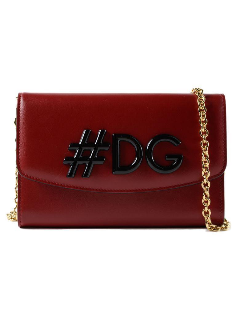 Dolce & Gabbana Imperial Wallet Bag In Hrfi Love D & G F.brd