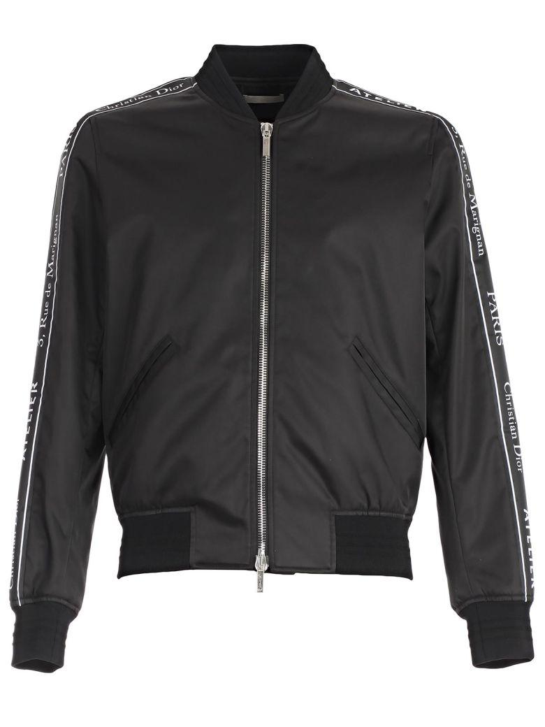 Dior Jacket In Black