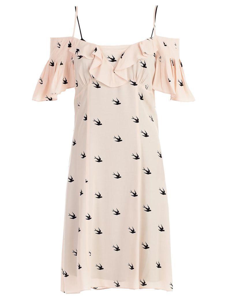 Mcq By Alexander Mcqueen Mcq Alexander Mcqueen Dress In English Rose