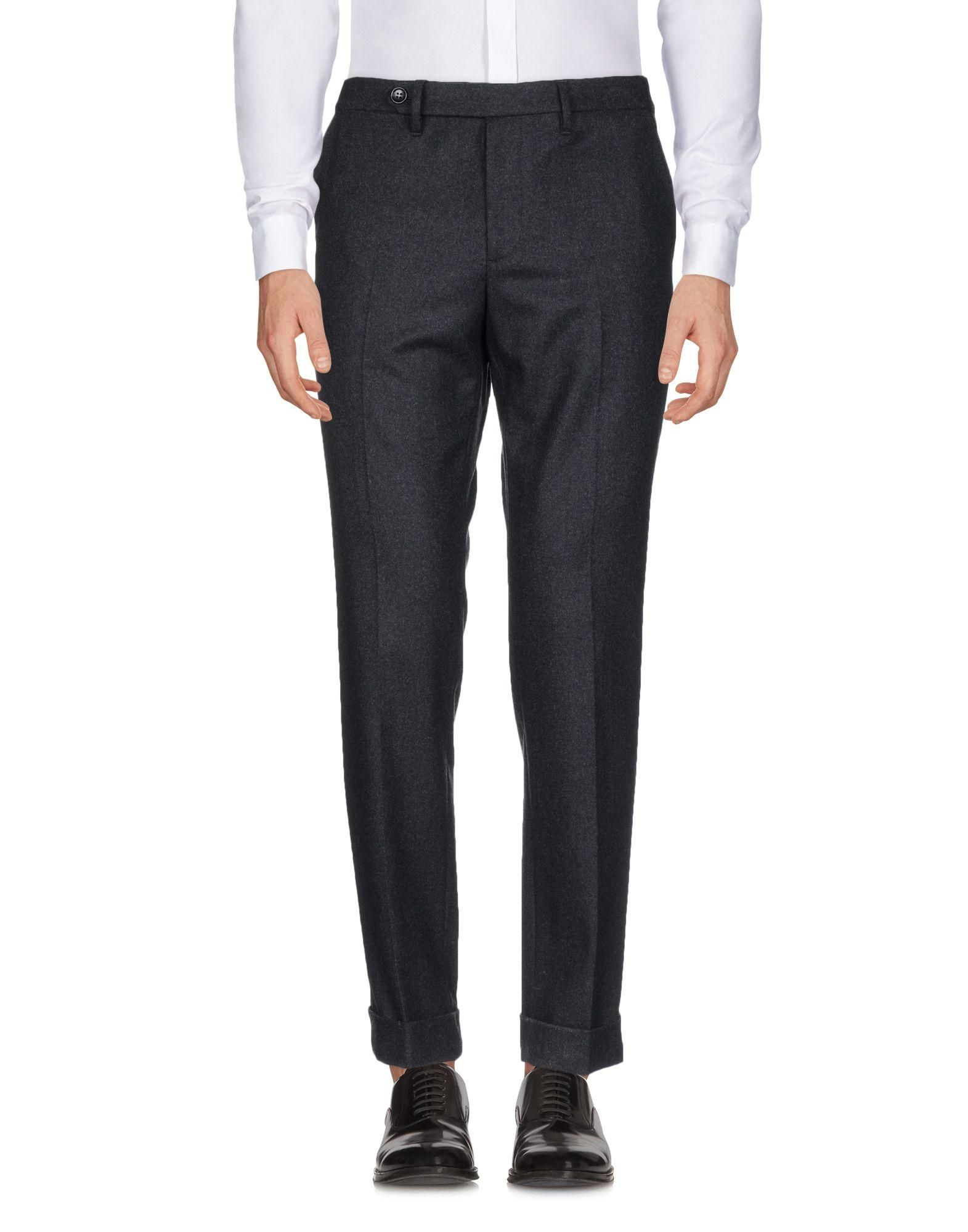 Gucci Casual Pants In Steel Grey