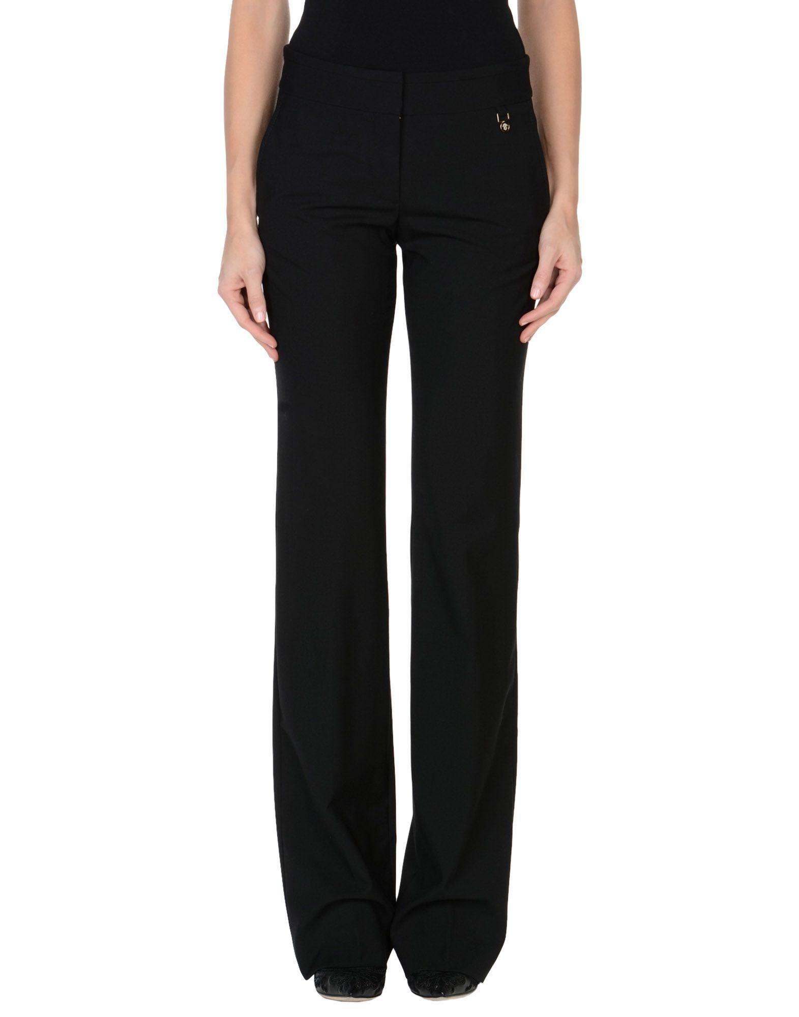 Tory Burch Casual Pants In Black