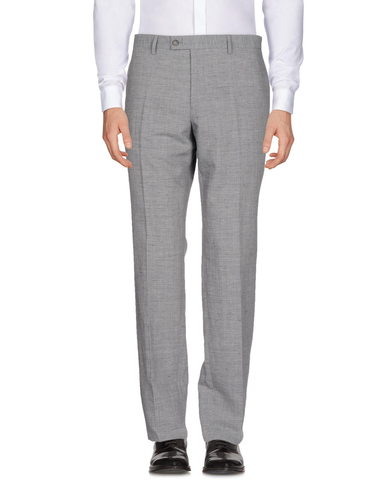 John Varvatos Casual Pants In Grey