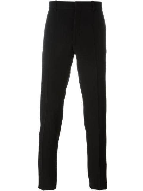 Jil Sander Slim-fit Stretch Wool-blend Trousers