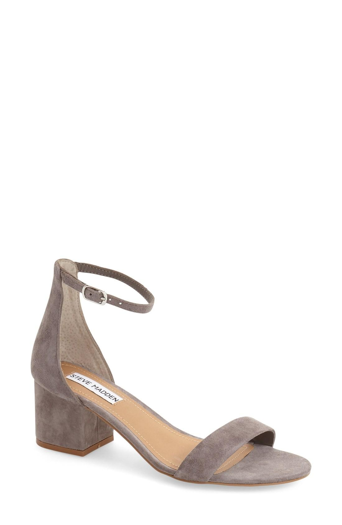 46a1f834760 Style Name  Steve Madden Irenee Ankle Strap Sandal (Women). Style Number   5153231 1.
