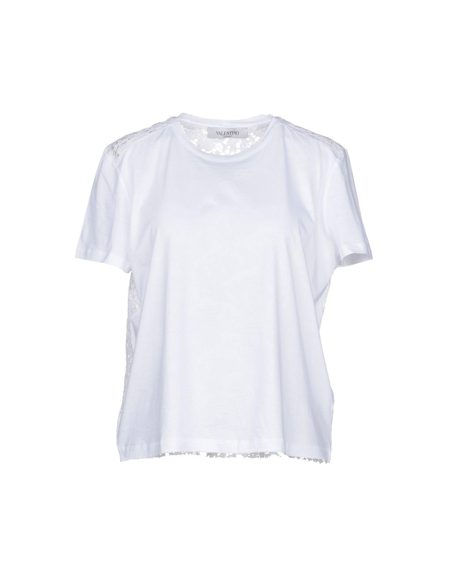 Valentino Blouse In White