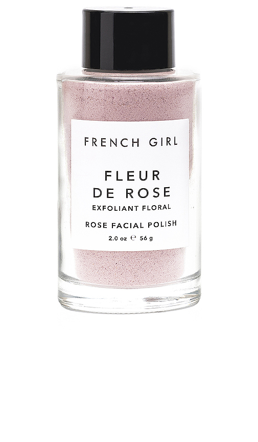 French Girl French Fleur De Rose Facial Polish In N,a