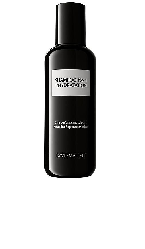 David Mallett Shampoo No. 1 L'hydratation In N,a