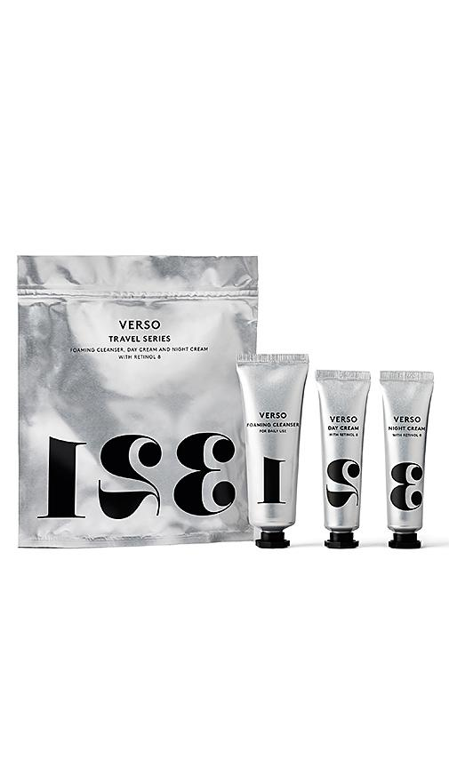 Verso Skincare Travel Series In N,a