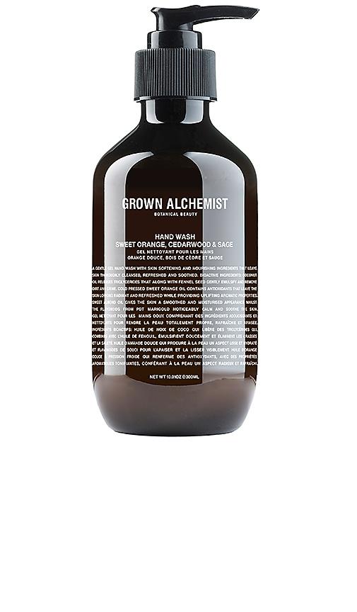 Grown Alchemist Hand Wash Sweet Orange, Cedarwood & Sage In N,a