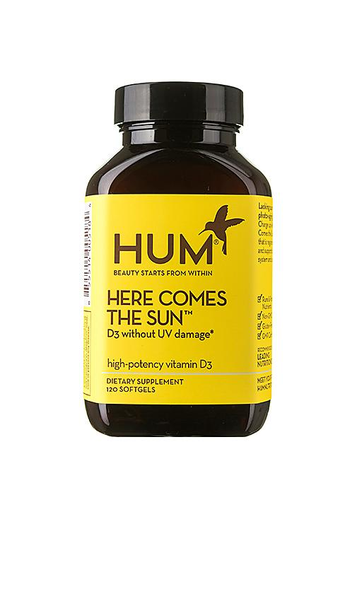 Hum Nutrition Here Comes The Sun Vitamin D Supplement In N,a