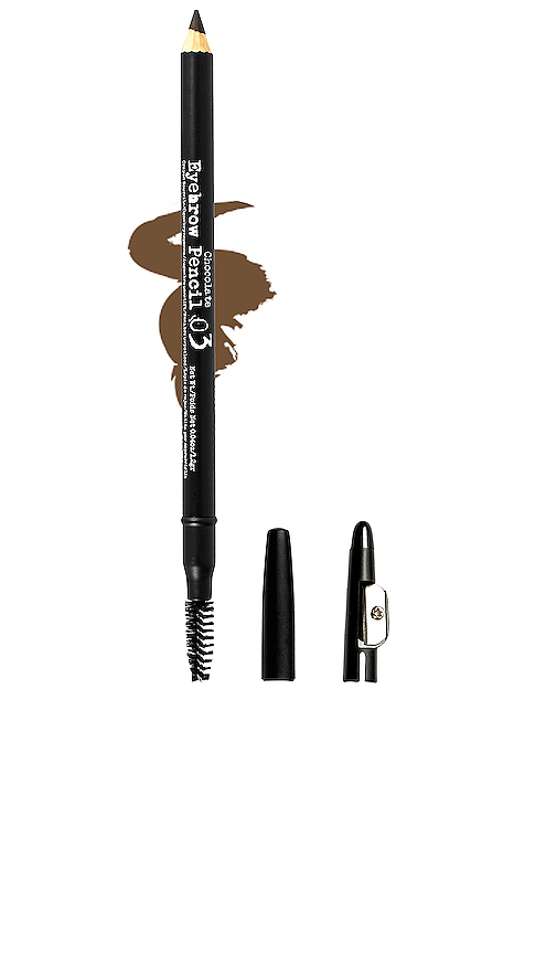 The Browgal Eyebrow Pencil – 巧克力色 In Chocolate