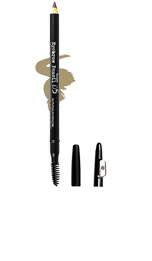 The Browgal Eyebrow Pencil – 灰褐色 In Taupe