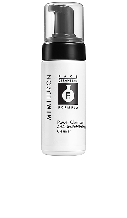 Mimi Luzon Power Cleanser Aha 10% Exfoliating Cleanser. In N,a