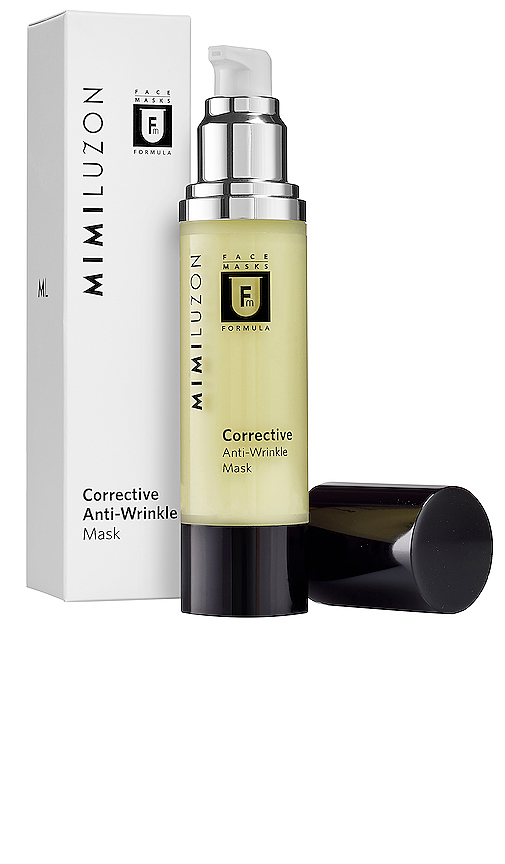 Mimi Luzon Corrective Anti-wrinkle Mask. In N,a