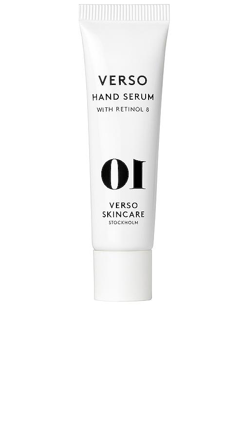 Verso Skincare Hand Serum In N,a