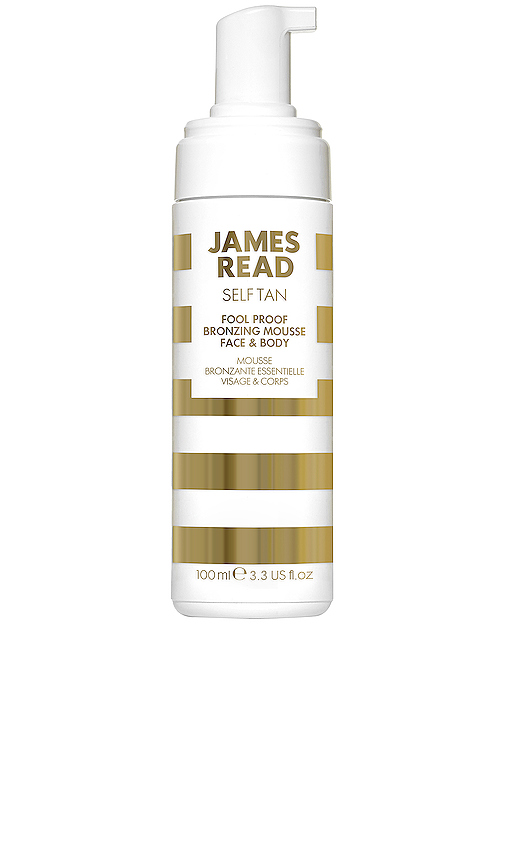 James Read Tan Fool Proof Bronzing Mousse Face & Body. In N,a
