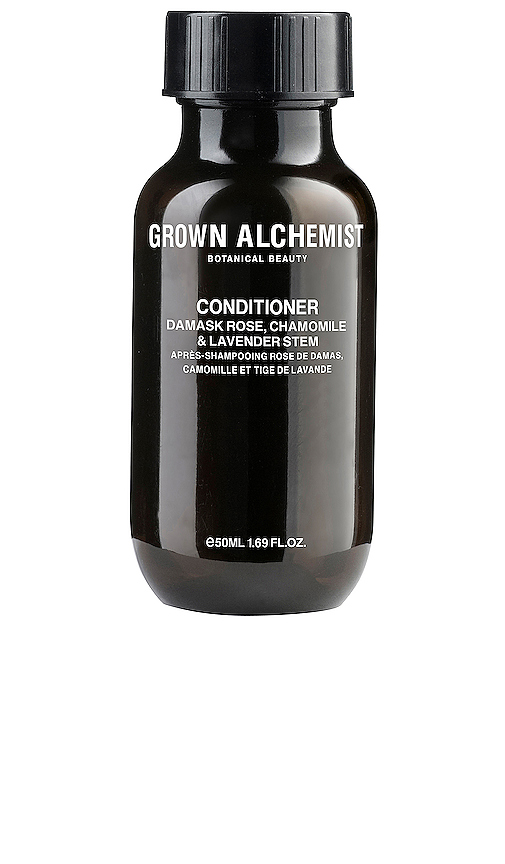 Grown Alchemist Travel Conditioner Damask Rose & Chamomile & Lavender In N,a
