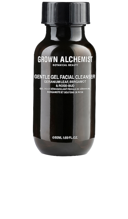 Grown Alchemist Travel Gentle Gel Cleanser Geranium & Bergamot & Rose Bud In N,a