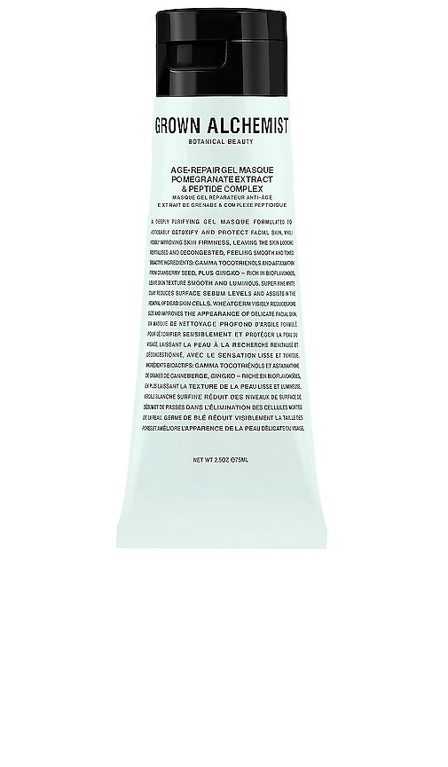 Grown Alchemist Age-repair Gel Masque Pomegranate & Amino Protein Complex In N,a
