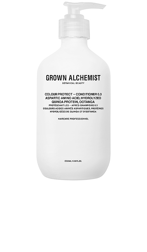 Grown Alchemist Colour-protect Conditioner 0.3 In Aspartic Amino Acid & Hydrolyzed Quinoa