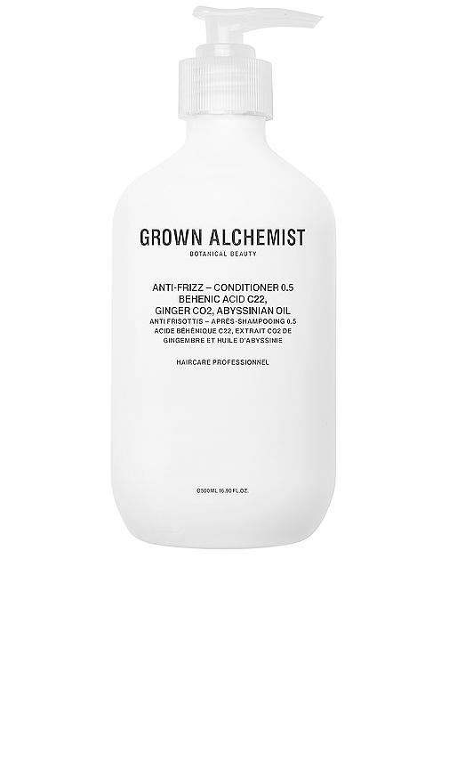 Grown Alchemist Anti-frizz Conditioner 0.5 In Behenic Acid C22 & Ginger Co2 & Abyssini