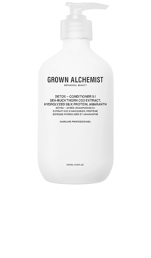 Grown Alchemist Detox Conditioner 0.1 In Sea-buckthorn Co2 Extract & Hydrolyzed S