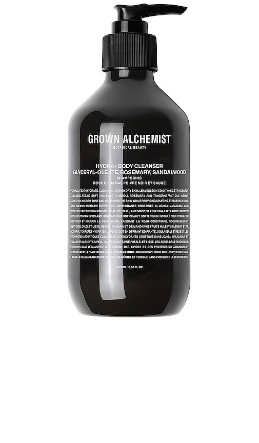 Grown Alchemist Hydra+ Body Cleanser In Glyceryl-oleate & Rosemary & Sandalwood