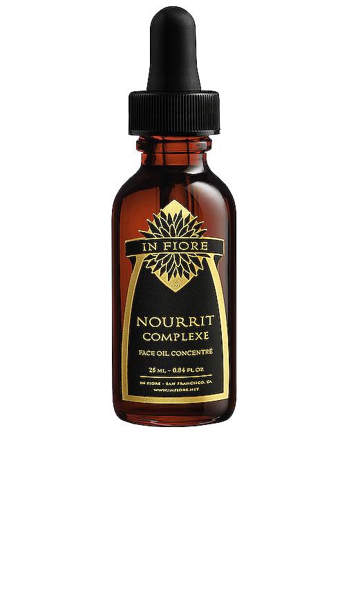 In Fiore Nourrit Face Oil Concentre In N,a