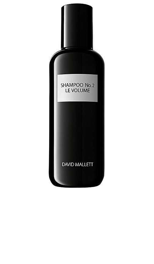 David Mallett Shampoo No. 2 Le Volume In N,a
