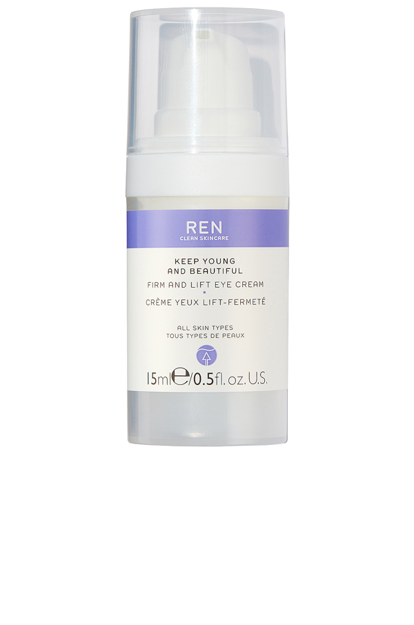 Ren Clean Skincare Keep Young And Beautiful Firm And Lift Eye Cream. In N,a
