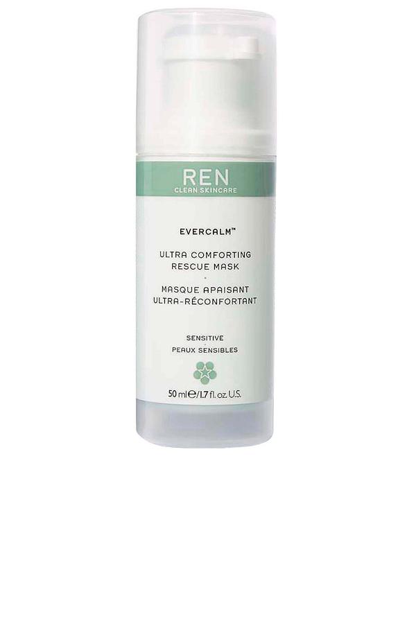 Ren Clean Skincare Evercalm Ultra Comforting Rescue Mask. In N,a