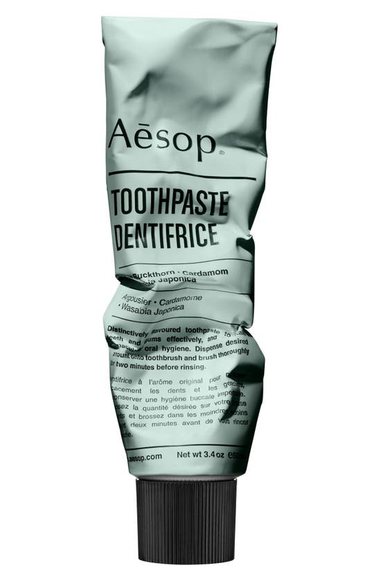 Aesop Toothpaste, 2 Oz./ 60 ml In N,a