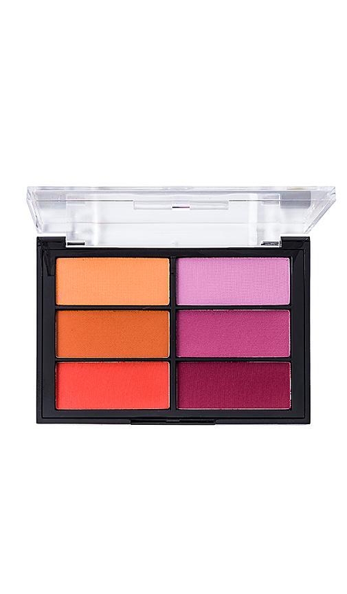 Viseart Blush Palette. In 03 Orange & Violet