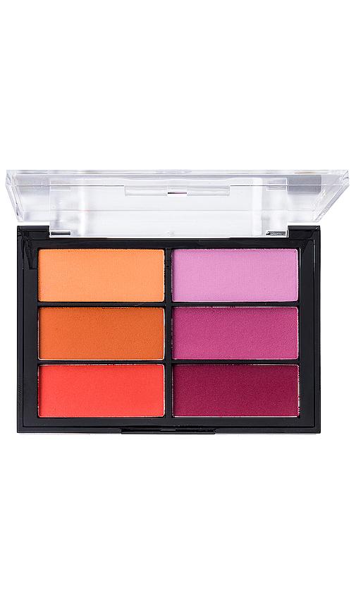 Viseart Blush Palette In 03 Orange & Violet