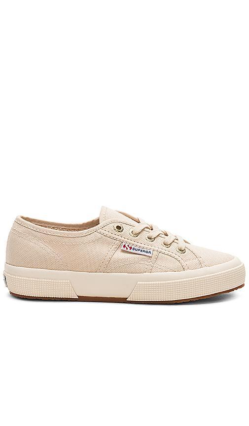 40387f432e6e2 Superga 2750 Classic Sneaker In Cream | ModeSens
