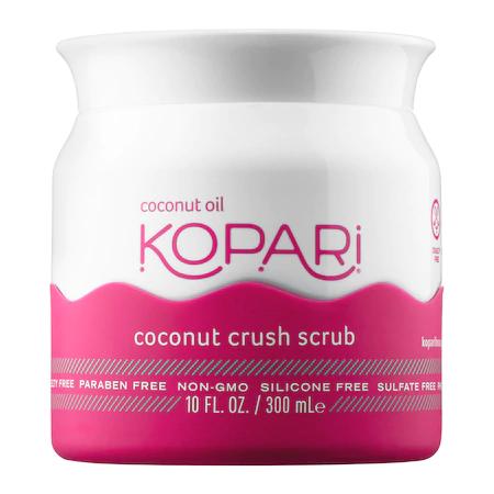 Kopari Coconut Crush Scrub 10 oz/ 300 ml