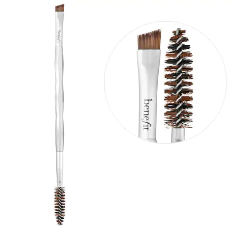 Benefit Cosmetics Angled Brow Brush & Spoolie / Brow Defining & Blending Tool
