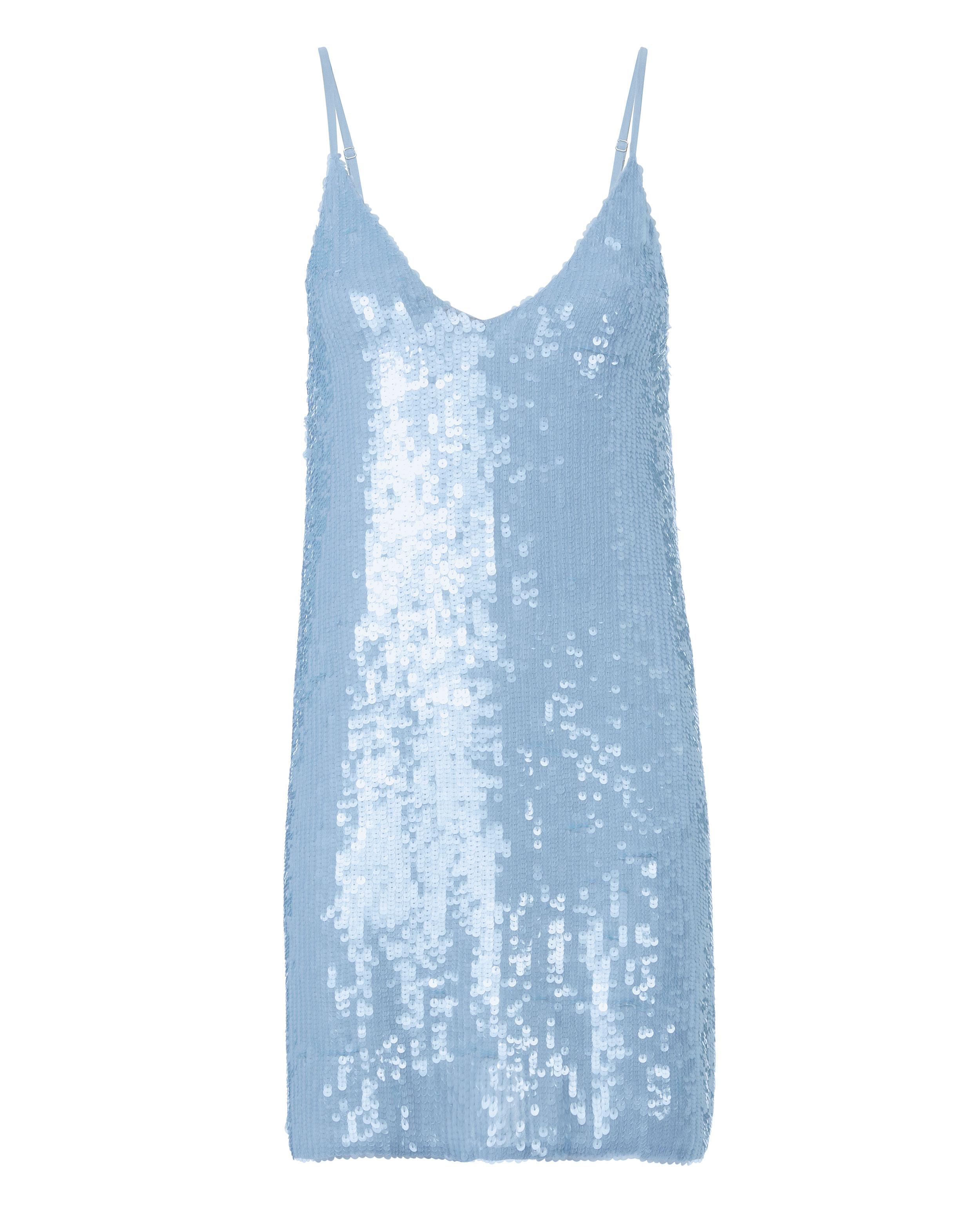 7e0924af450f8 Fleur Du Mal Sequin Mini Slip Dress | ModeSens