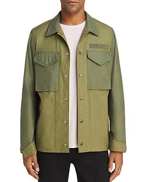 Rag & Bone Flight Shirt Jacket - 100% Exclusive In Olive