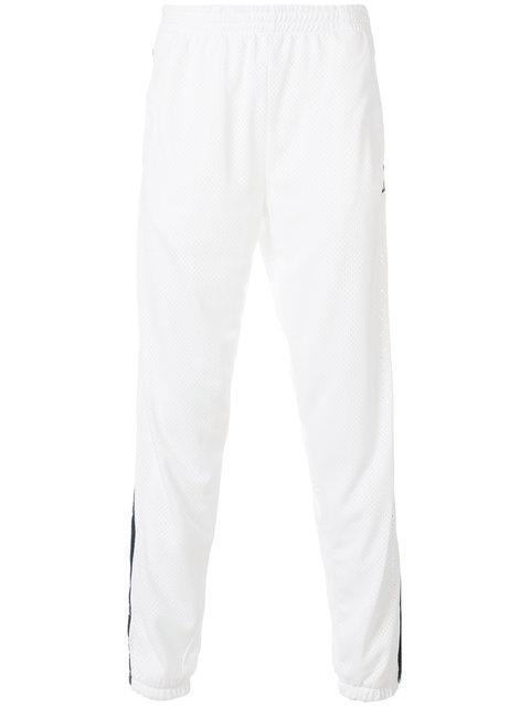 f4f9f8c0f7b7 Fila Side-Stripe Track Trousers | ModeSens